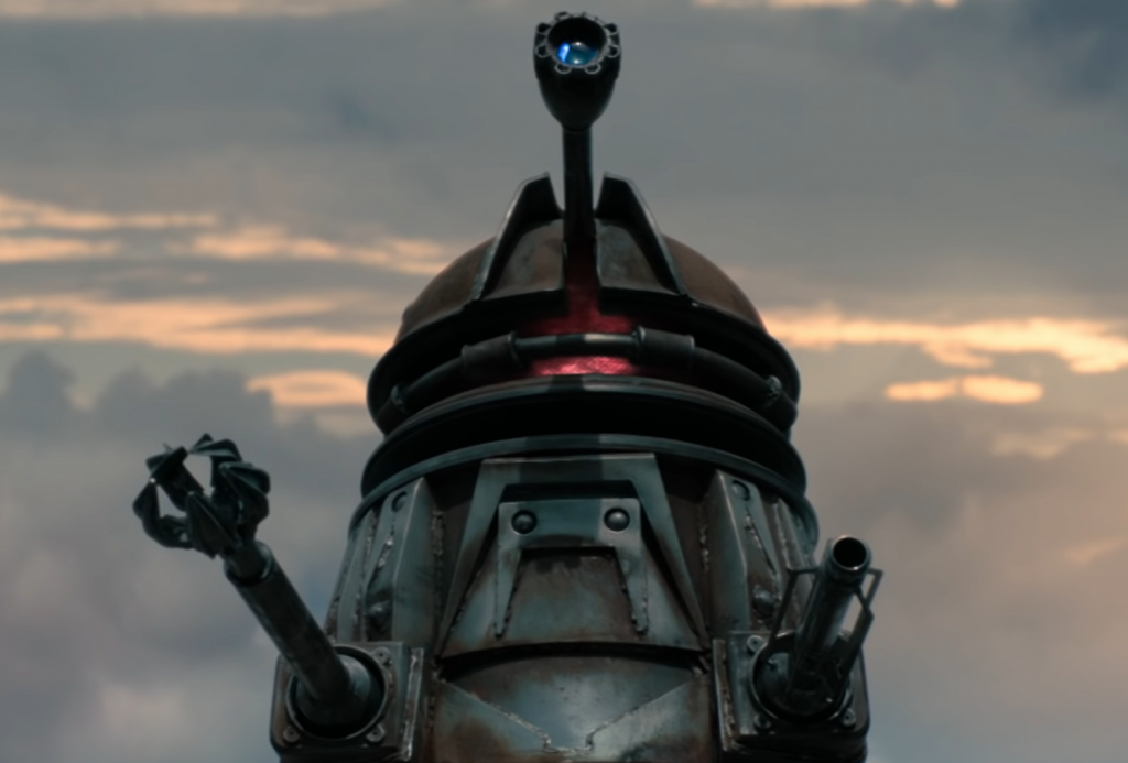The Dalek from Resolution